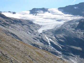 Ghiacciaio di Lavassey - Valgrisanche (AO)