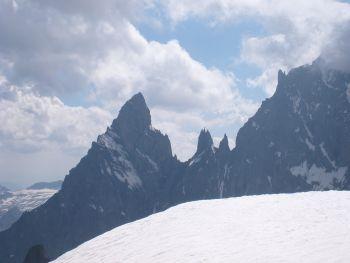 Cresta de Peuterey - Monte Bianco (AO)