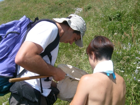 Matteo e Veronica