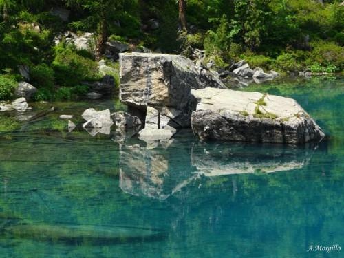 Foto A.Morgillo - Lago Saoseo(CH)