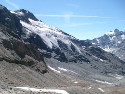 Ghiacciaio di Bassac - Valgrisanche (AO)