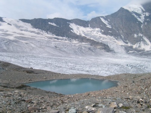 Ghiacciaio di Gilairetta - Valgrisanche (AO)