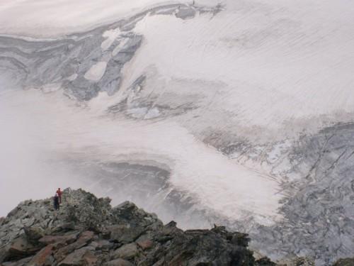 Dalla Becca della Traversiere - Val di Rhemes (AO)