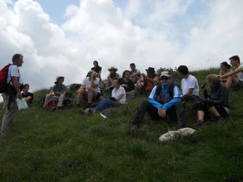 Campagna Multidisciplinare Scienze Naturali unimi 2011 - Grigna Settentrionale
