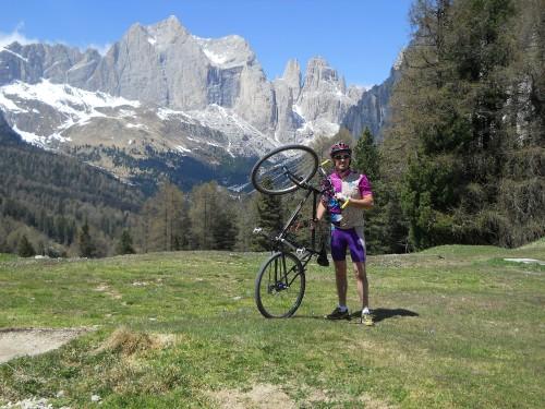 Al Rifugio Ciampedie (Val di Fassa 2011 - Dolomiti)