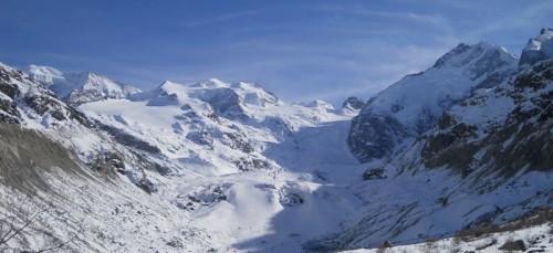 Ghiacciaio del Morteratsch - Gruppo del Bernina - Ovviamente il tutto non può essersi formato in un modo troppo semplice!!!