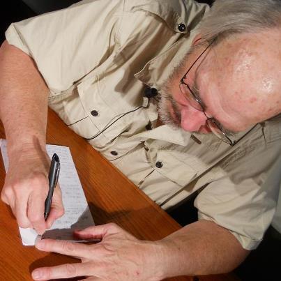 Jack Horner - autograph for Steven!