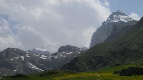 La testata della Val di Rhemes (sinistra idrografica)