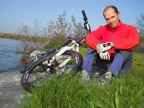 In bici a Ticino