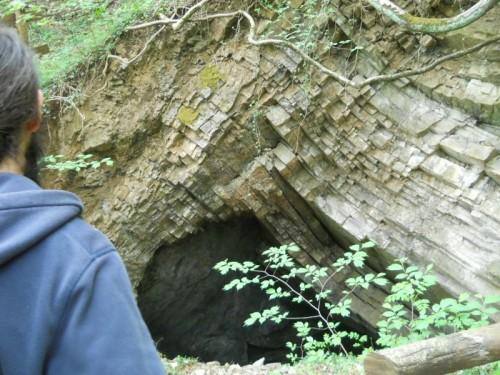 Miniere appena sopra Besano - Selvabella, Le Piodelle