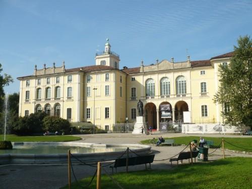 Palazzo Dugnani, sede della mostra